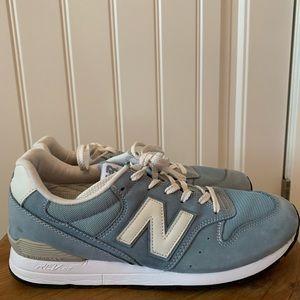 Blue NewBalance Sneakers